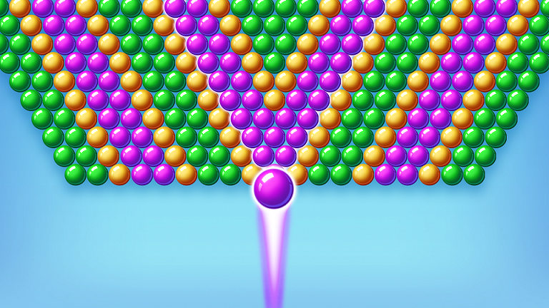 Android–Shoot Bubble